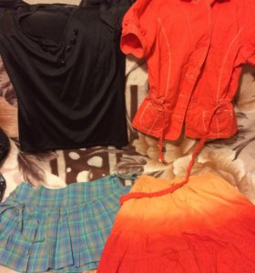 Пакет одежды размер 46