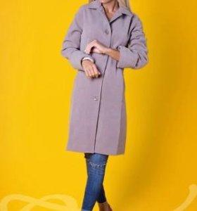 Пальто кашемир размер 44-46