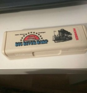 Губная гармошка HOHNER BIG RIVER HARP 590C
