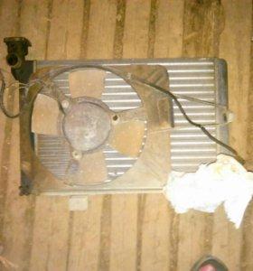 Радиатор на ваз 2106