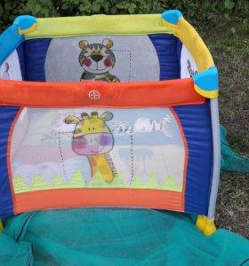 Детский манеж Babies P-2HP