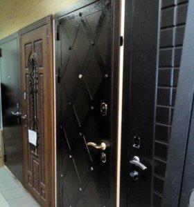 Входная дверь сундук