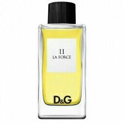 "Dolce and Gabbana ""11 La Force"", 100 ml"