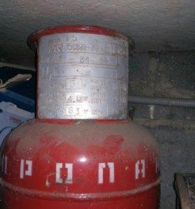 Баллон газовый 5литров