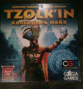Настольная игра Tzolkin