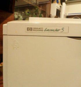 Принтер HP LASERJET-5