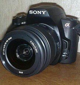 Фотоаппарат сони 230