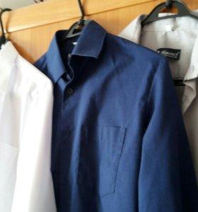 Пиджак и рубашки, рост 158-164