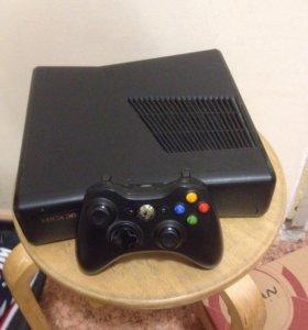 XBOX360+геймпад+Kinect+Fifa 13+gta5