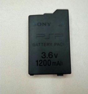 PSP батарея оригинал для 3008 и 2008