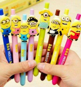 Жёлтая ручка