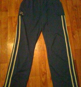 Спортивные штаны синие Р.44-46, рост 164
