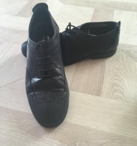 ботинки кожа 38 размер