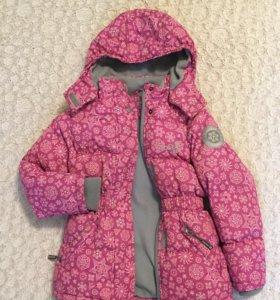 Зимняя куртка Crockid 110-116
