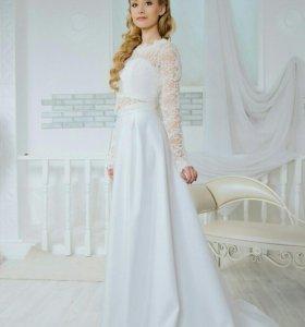 Пошив и продажа новых свадебных и вечерних платьев