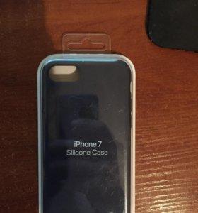 чехол на iphone 7 silicone case