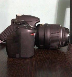 Зеркальный фотоаппарат Nikon D3100 kit 18-55DX