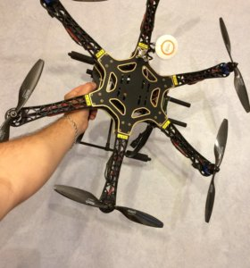 Гексакоптер DJI F550 Naza-M V2