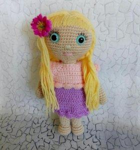 Куколка Ната, ручная работа