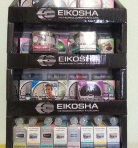 Eikosha автомобильный парфюм из Японии