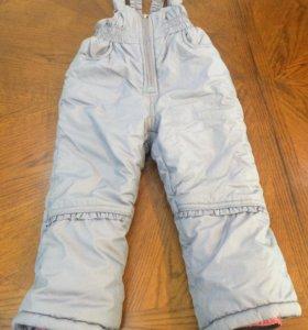 Зимние штаны Kiko идеальное состояние