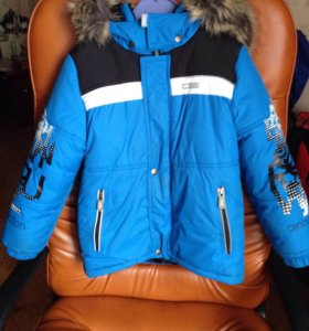 Куртка lenne зима