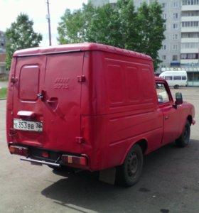 Фургон ИЖ 2715
