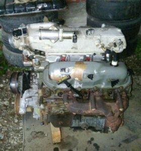 Двигатель ford exsplorer 1