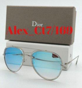 Новые очки Dior