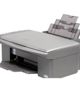 Принтер сканер копир Epson Stylus CX4100