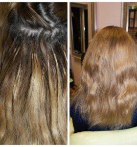 Снятие нарощенных волос‼️‼️