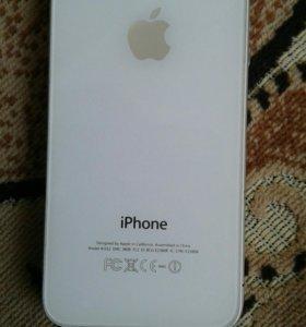 Продам айфон 4 8гб