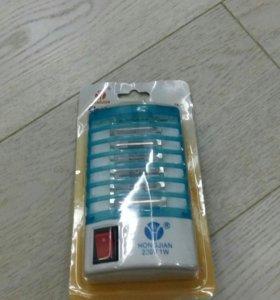 Электрическая мухобойка 3 шт