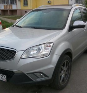 Ssangyong Actyon 2011 г.