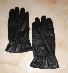 Новые перчатки женские