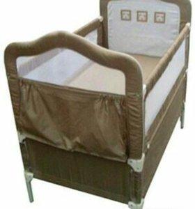 Детская кроватка GEOBY б/у