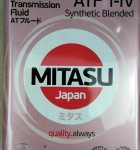 9 л или раздельно 5 л + 4 л ATF T-4 MITASU Япония