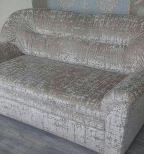 Продам новый диван для кабинета