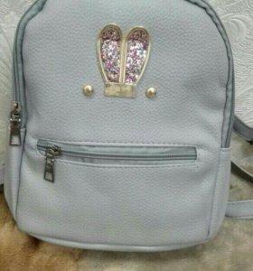 Рюкзаки с ушками