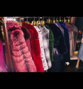 меха, пальто, женская одежда! Не Китай!