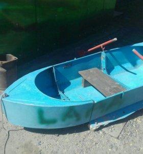 Лодка секционая разборная. Малютка.