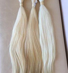 Натуральные волосы 60см