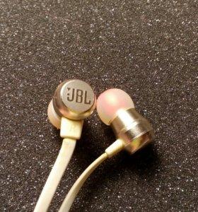 Гарнитура JBL T280A Gold