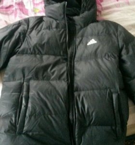 Adidas Зимний пуховик