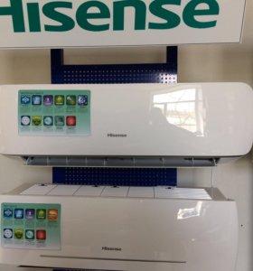Сплит-системы Hisense от 16000