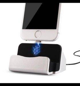 Магнитное зарядное устройство для iPhone