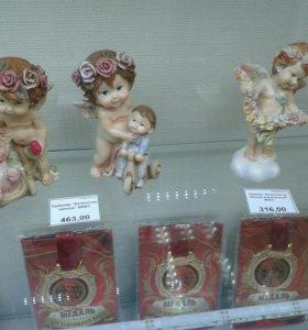 Сувениры, статуэтки Цена от 100 рублей