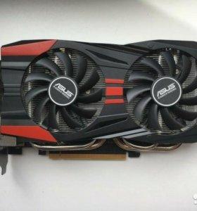 Geforce ASUS GTX 760 2gb