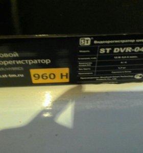 Регистратор 4х-канальный