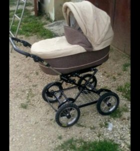 Детская коляска 2в 1ом
